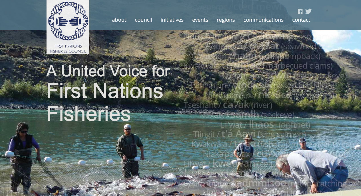 First Nations Fisheries Council