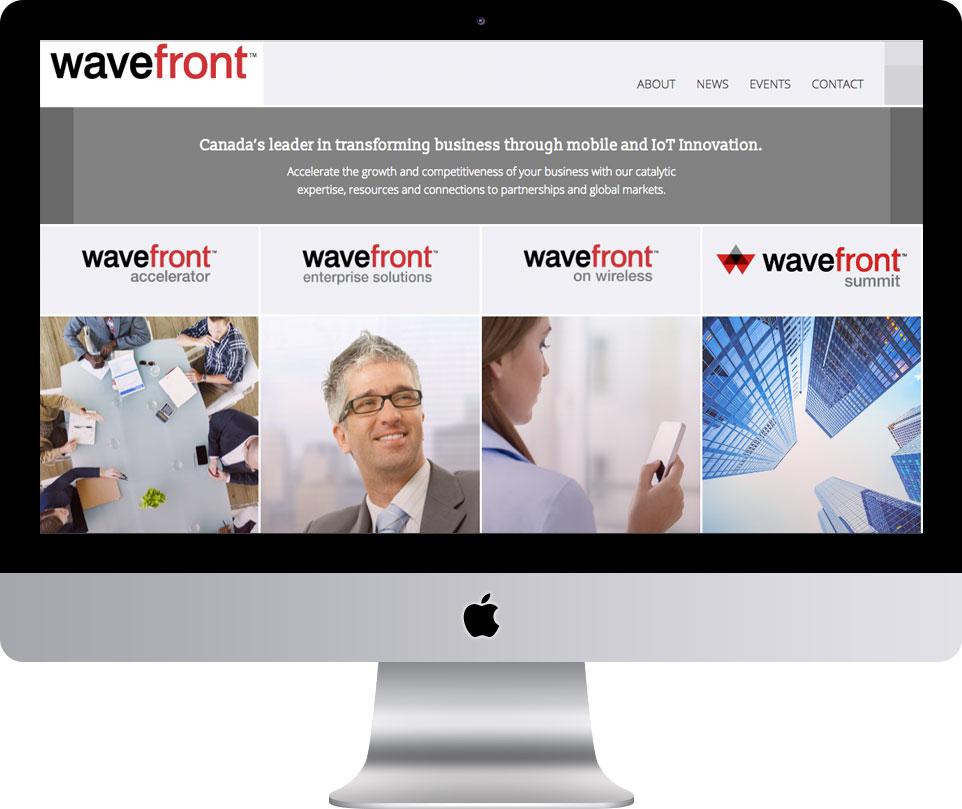 wavefront-frame