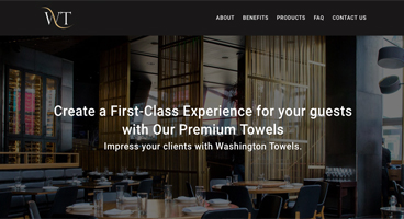 Ryan Cameron WordPress Expert - Washington Towels